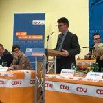 Grügelborn: CDU Kreisverband traf sich zum Parteitag – Kramp-Karrenbauer zu Gast