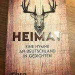 """Neuerscheinung """"Heimat: Eine Hymne an Deutschland in Gedichten"""" mit einem Beitrag von Landrat Udo Recktenwald"""