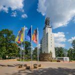 Ausstellungsebenen im Schaumbergturm öffnen wieder täglich