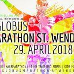 St. Wendel: Globus Marathon 2018 – jetzt anmelden