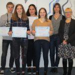 Schüler der Dr.-Walter-Bruch-Schule erhalten international anerkannte Sprachzertifikate in Französisch