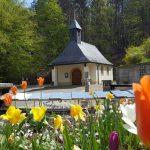 Besucherzentrum an der Marienkapelle wieder geöffnet