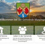 Gemeinde Marpingen setzt auf neue Internetseite
