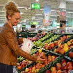 Obst und Gemüse umweltfreundlich einpacken: Globus bietet wiederverwendbare Beutel an