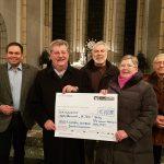 Geldsegen für Pfarrei St. Peter Theley