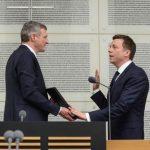 Tobias Hans ist neuer Ministerpräsident des Saarlandes