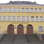 Landtagspräsident Toscani besucht mit Schülern des Gymnasiums Wendalinum Erinnerungsorte in St. Wendel