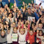 Forscherkinder der Grundschule Bliesen freuen sich über bundesweite Auszeichnung