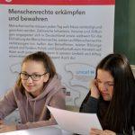 Gemeinschaftsschule Nohfelden-Türkismühle setzt ein Zeichen für mehr Toleranz und Offenheit in der Gesellschaft