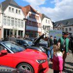 St. Wendel lädt zur Autoausstellung