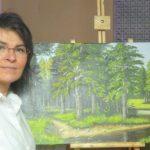 Bilderausstellung von Karina Jung in Nohfelden