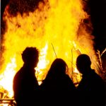 Traditionelle Hexennacht an der Felsenmühle