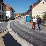 Urexweiler: Kanalsanierung in Schlossstraße erfolgreich beendet