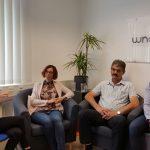 Diskussionsrunde zur Bürgermeisterwahl in Namborn mit sehr hoher Reichweite