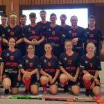 Floorball: Gelungene Premiere trotz knapper Niederlage