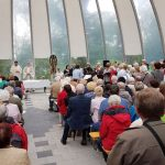 Tholey: Himmelfahrts-Messe im Himmelszelt