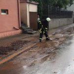 Niederlinxweiler: Unwetter sorgte für Schäden