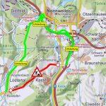 Sechswöchige Vollsperrung zwischen Buweiler und Kastel