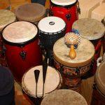 Cajón- und Percussionunterricht an der Kreismusikschule