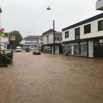 Schwere Unwetter ziehen über das St. Wendeler Land