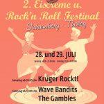 Tholey: Eiscreme und Rock'n Roll Festival auf dem Schaumberg