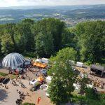 Craft Beer Festival lockte viele Menschen auf den Schaumberg