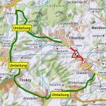 Landesbetrieb für Straßenbau saniert die L 134 Bliesen – Oberthal