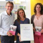 St. Wendeler Tourist-Info mit Qualitätssiegel ausgezeichnet