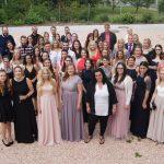 Sie haben eine wichtige Rolle in der Gesellschaft – Erzieher und Erzieherinnen feiern ihren Abschluss am BBZ St. Wendel