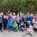 Kindergartenkinder besuchten Bosenberg-Kliniken zum Hörtest