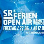 Am Freitag startet das SR Ferien Open Air in St. Wendel