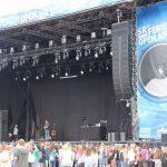 10.000 saarländische Schüler feiern beim SR-Ferien Open Air St. Wendel den Beginn der Sommerferien