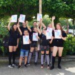 Gemeinschaftsschule Schaumberg Theley: Tanz AG belegt dritten Platz bei Saarländischen Schultanz- Meisterschaften