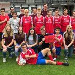 Die GemS Freisen sichert sich die Vize-Saarlandmeisterschaft im Fußball