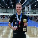 Volleyball: Kreativer Kopf im Zuspiel – TV Bliesen verpflichtet Ryan Kenny (25)