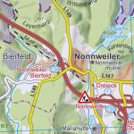 Brückeninstandsetzung auf der A 1 zwischen Bierfeld und Nonnweiler