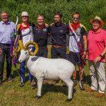 Tholey: Neuer Bogenschießparcours am Schaumberg