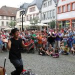 St. Wendel: Heute startet Wettbewerb der Straßenzauberer