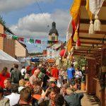 Urexweiler feiert zwei Tage lang Dorffest