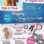 St. Wendel: Großer Globus Shopping-Tag am Samstag – Anzeige