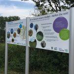 Werschweiler: Öffentliche Vorstellung eines Infostandes am Saarland-Radweg