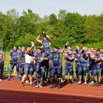St. Wendel – Football: South West Wolves feiern Meisterschaft