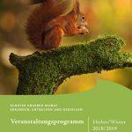 Naturpark Saar-Hunsrück: Veranstaltungsprogramm Herbst/Winter