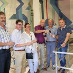 Steinberg-Deckenhardt: Wiedereinweihung des Zentralbehälters