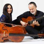 Duo Burstein & Legnani in St. Wendel –Virtuose Musik für Cello und Gitarre