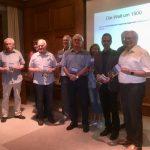Tholey: Lokale Erzählungen St. Wendeler Land 5 x 100 – Tholey stellt seinen Flyer vor