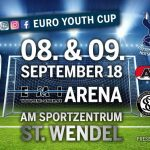 St. Wendel: EuroYouthCup mit Topteams