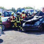 Bosen: Feuerwehrtage und Weber Rescue Days am Bostalsee