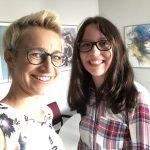 St. Wendel: Nadine Schön MdB trifft PPP-Stipendiatin Kiara Naumann