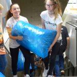 Erfolgreiches Schülerprojekt gegen Kinderlähmung